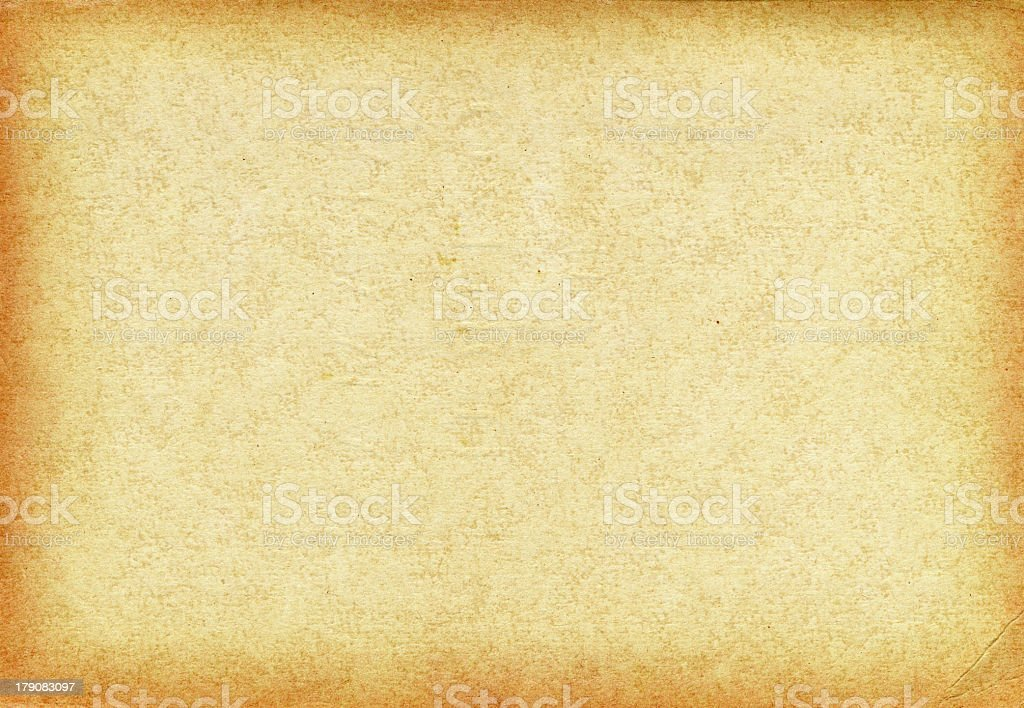 Extra large textured grunge old paper  XXL royalty-free stock photo