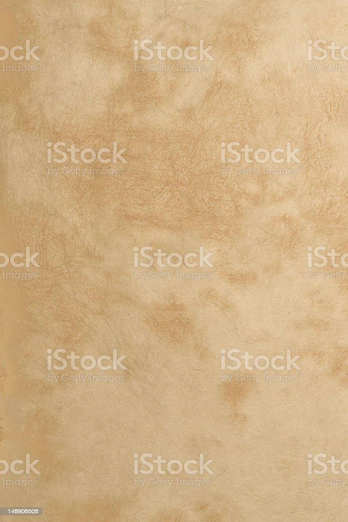Extra Large Vintage paper stock photo
