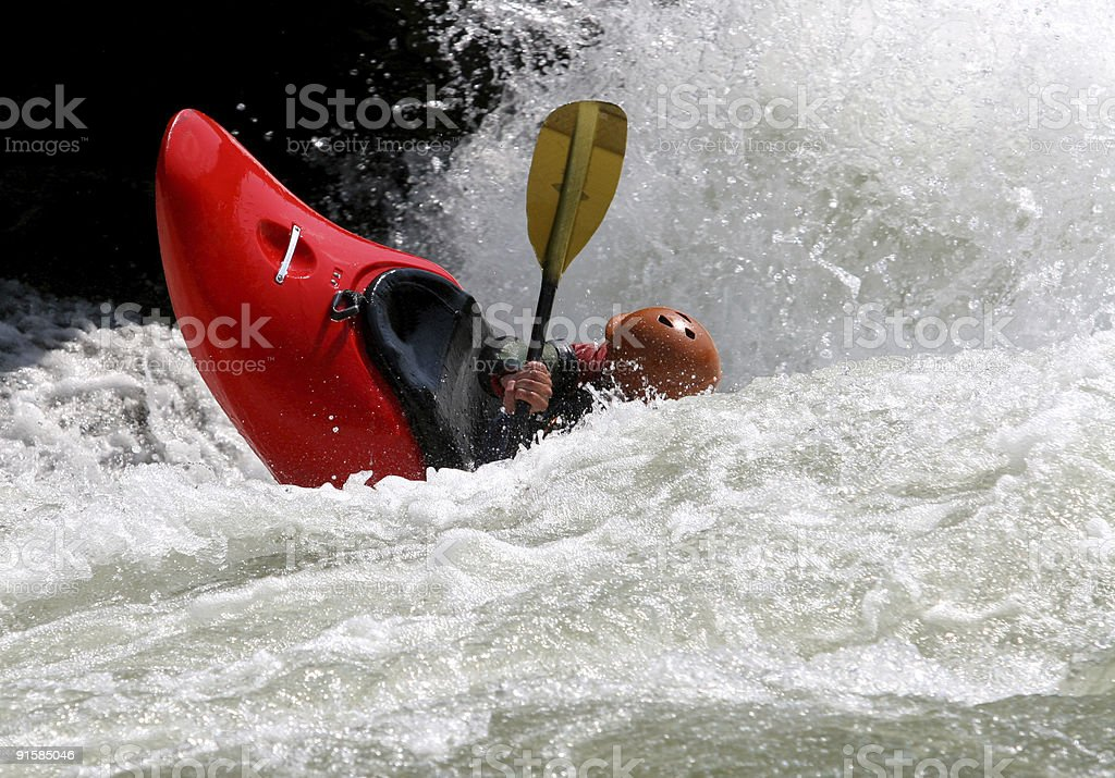 Extreme Sports royalty-free stock photo