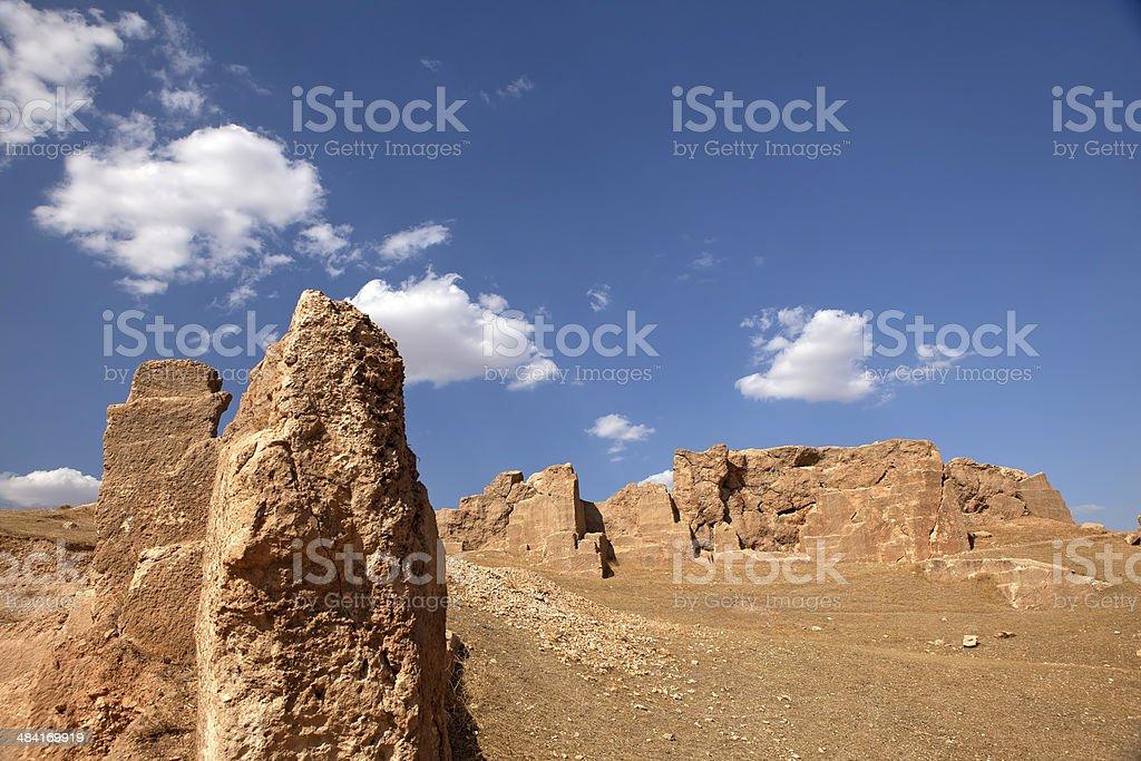 Extreme Terrain royalty-free stock photo
