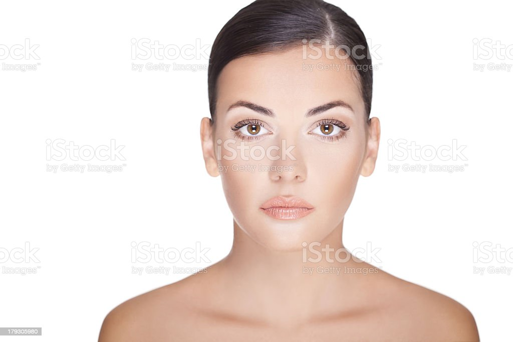 Extremely Beauty. royalty-free stock photo