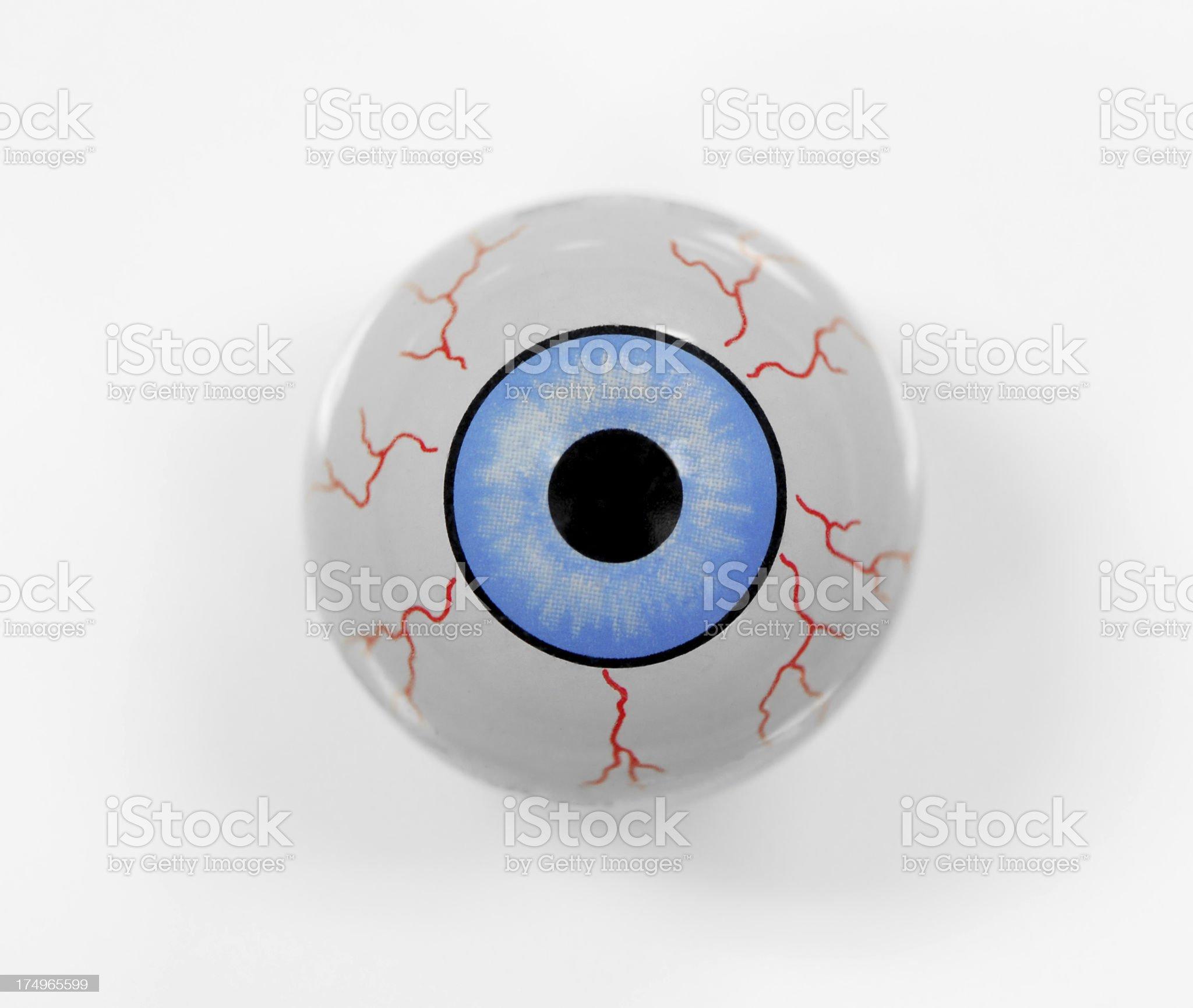 Eye Ball royalty-free stock photo