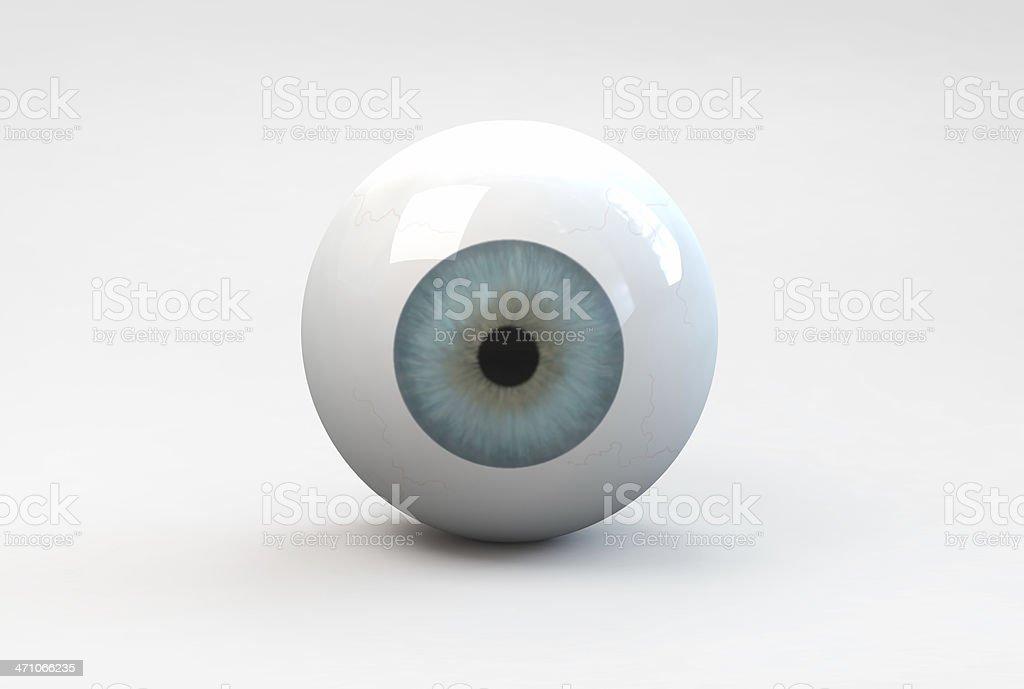 Eye Ball stock photo