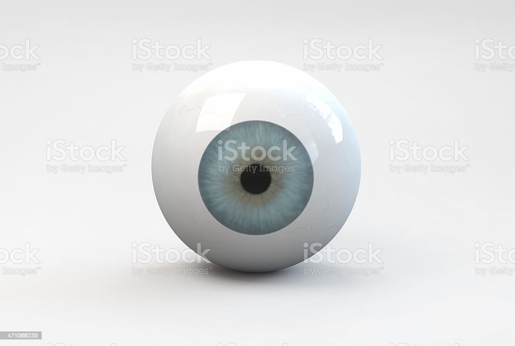 Eye Ball stock photo