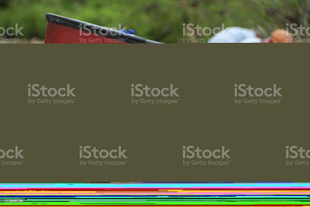Eye Bolt stock photo