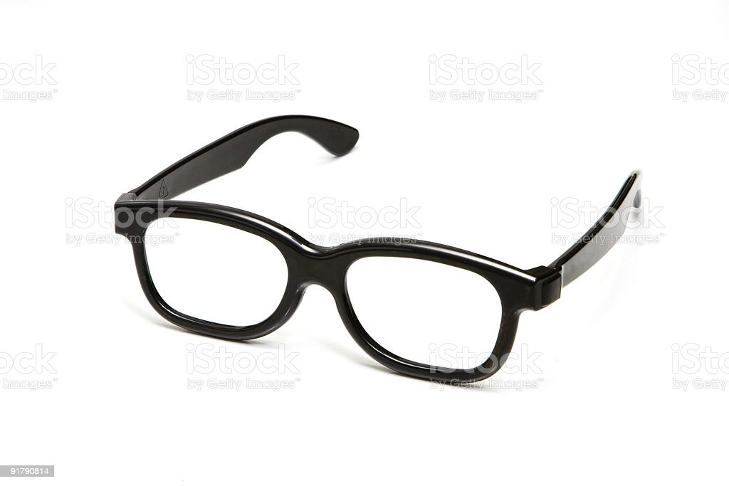 Eye Glasses stock photo