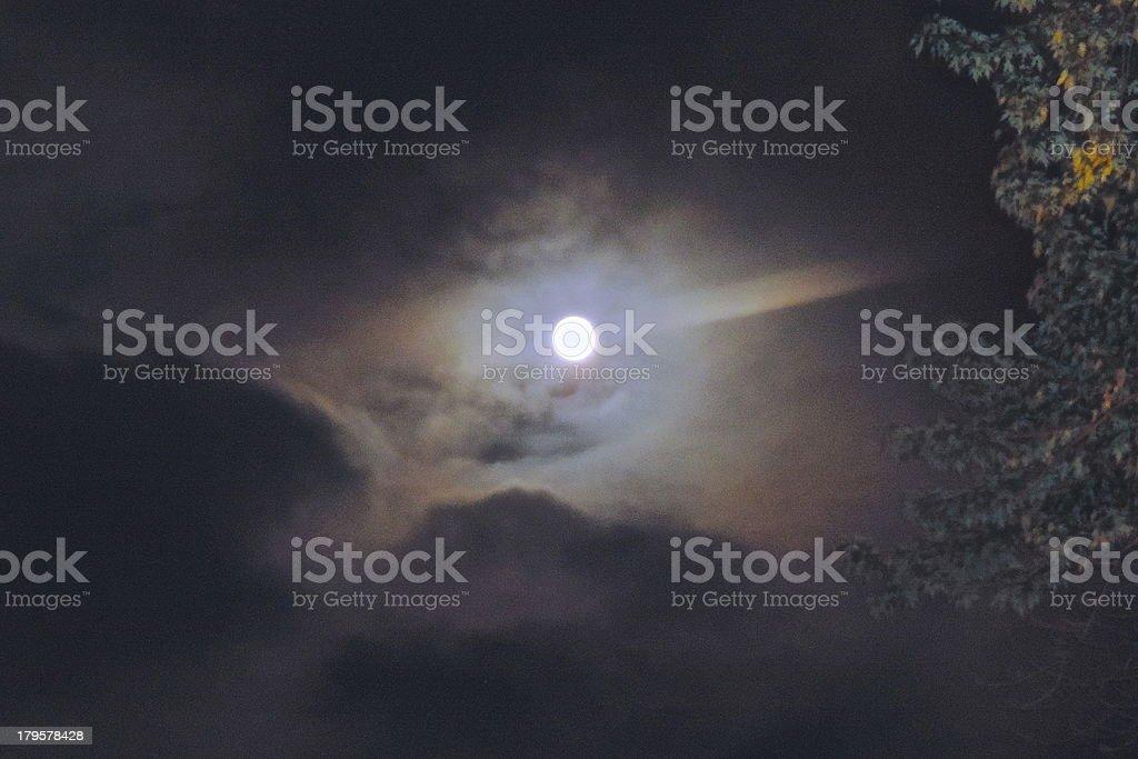 Eye in the Sky stock photo