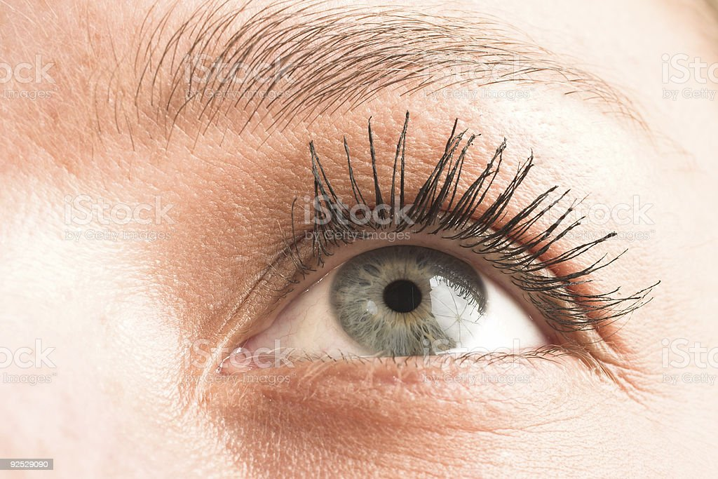 Eye #2 royalty-free stock photo