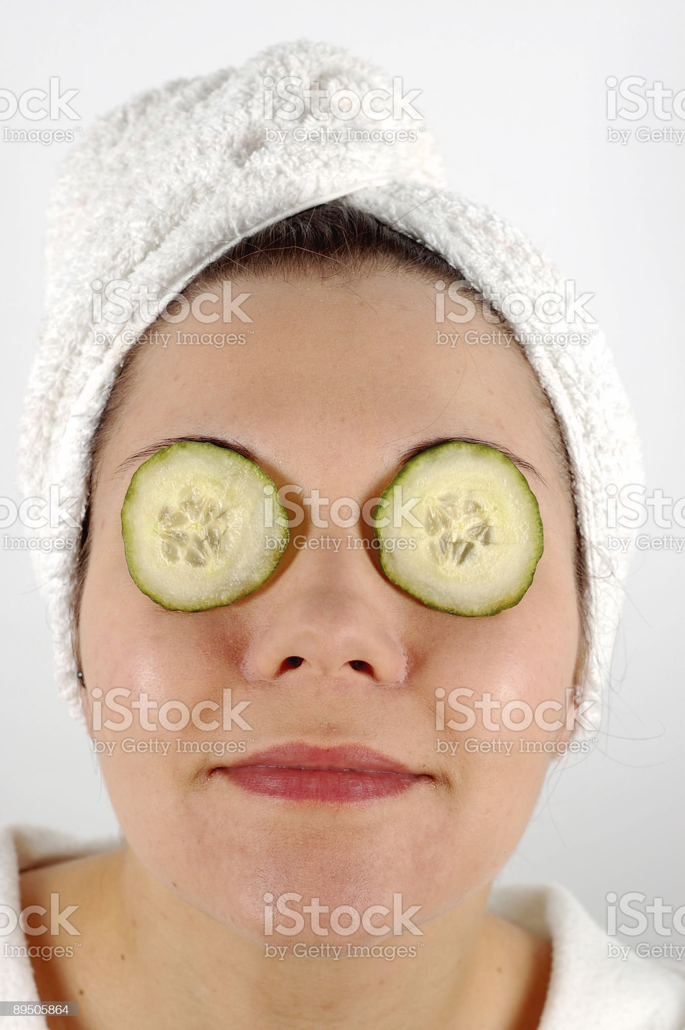 eye rest royalty-free stock photo