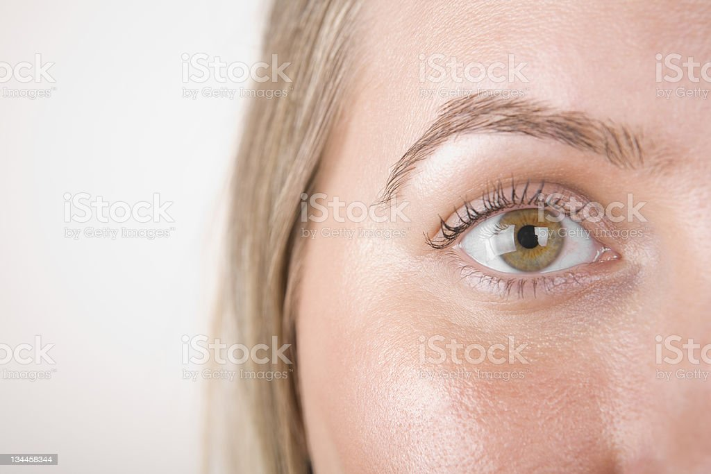 Eye Series stock photo