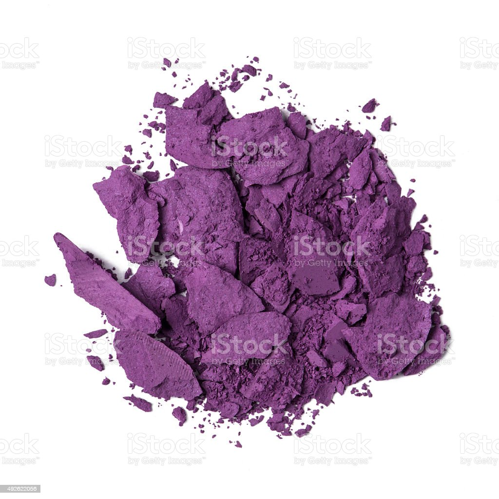 Eye shadow stock photo