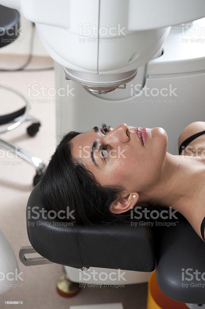 Eye Surgery stock photo