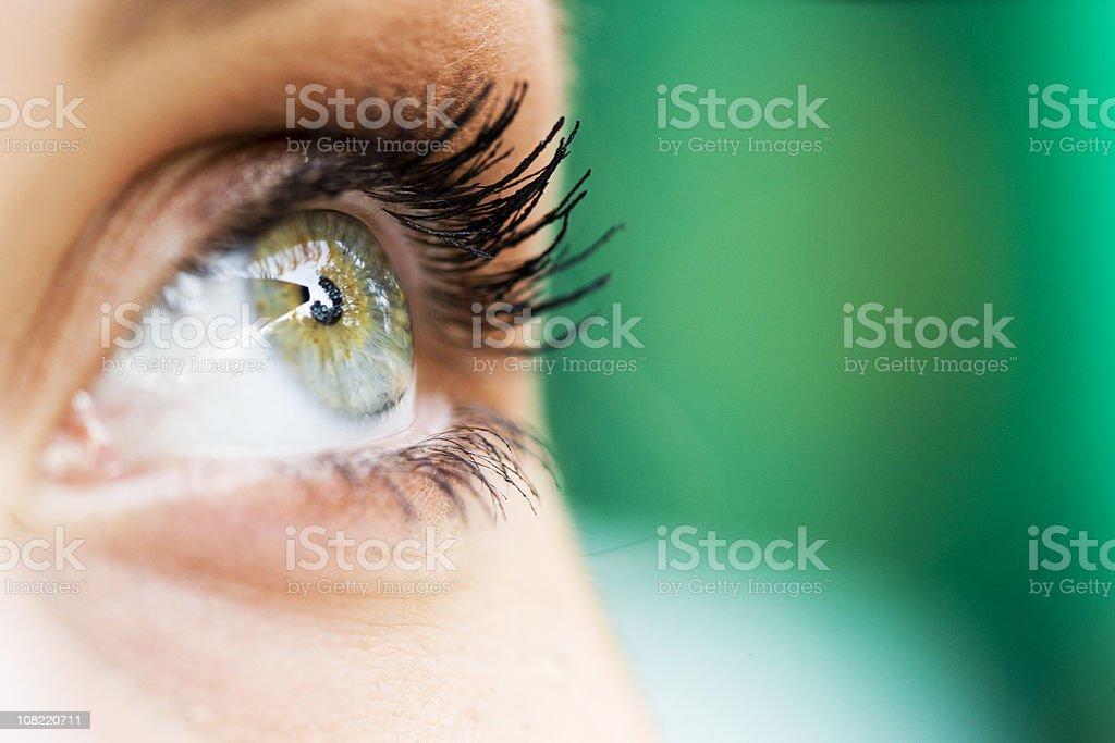 Eye XXL stock photo