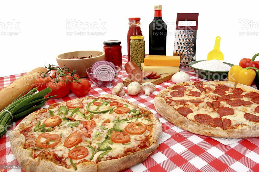 EyeCandy for pizza lovers 1.1 royalty-free stock photo