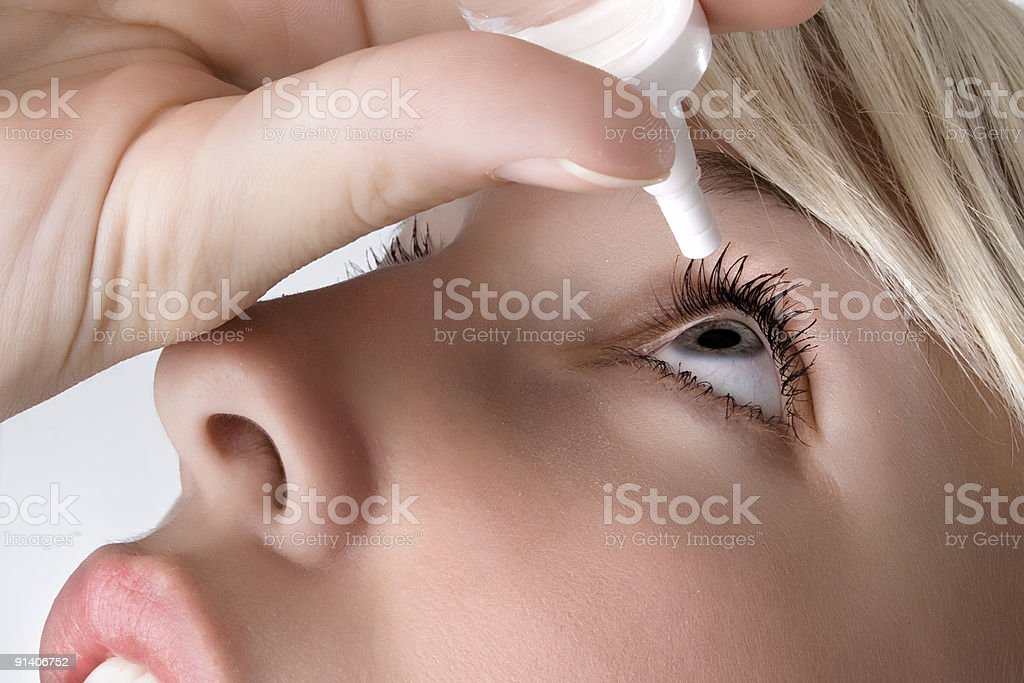 eyedroppers stock photo