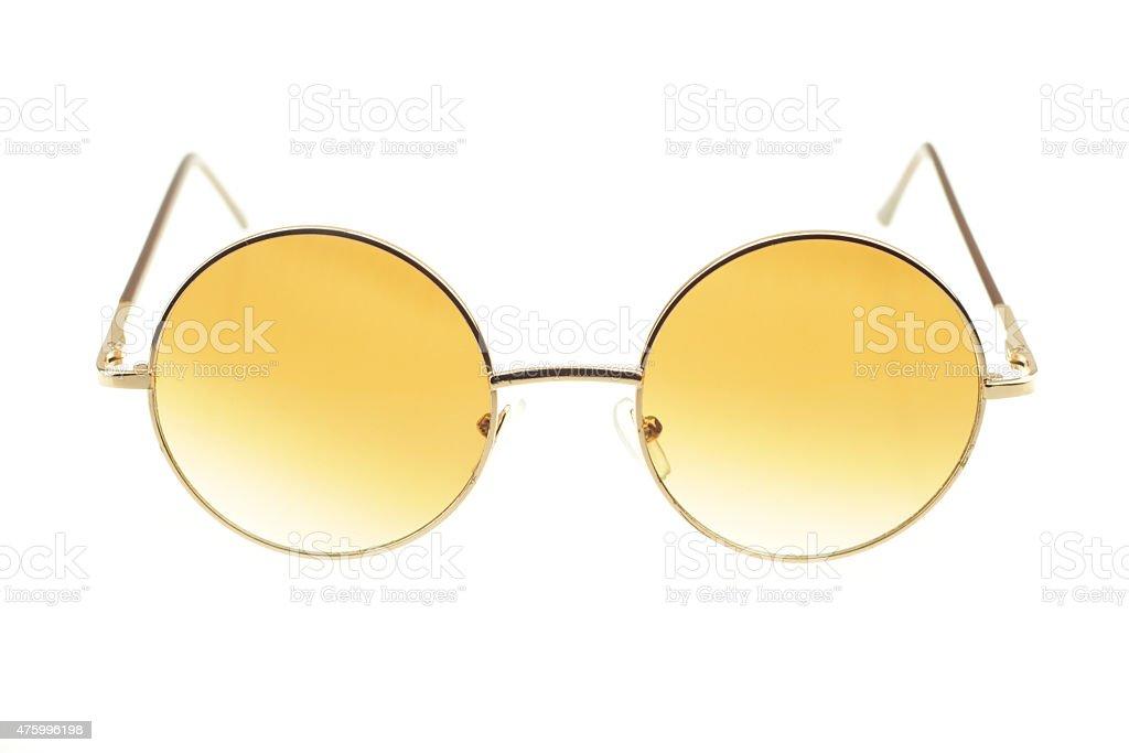 Eyeglasses isolated on white stock photo
