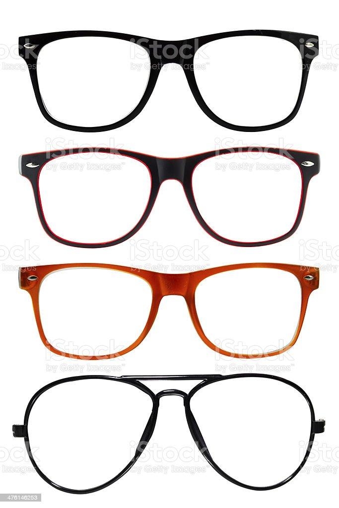 Eyeglasses,Sun glasses royalty-free stock photo