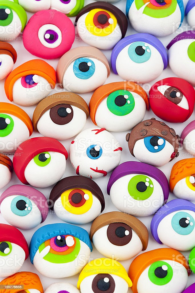 Eyes royalty-free stock photo