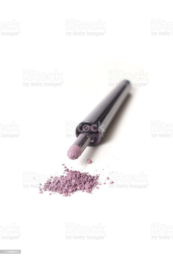 Eyeshadow Brush stock photo