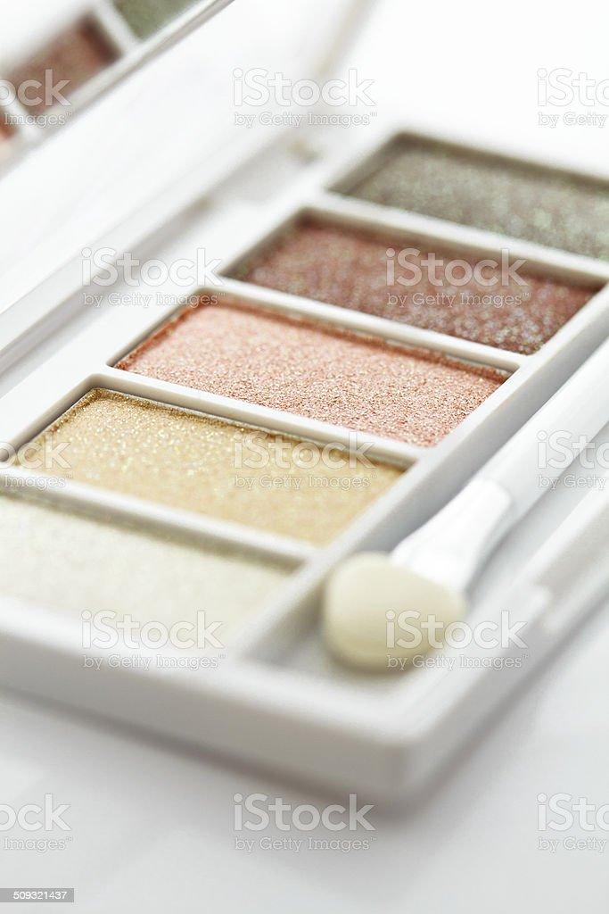 Eyeshadow Palette stock photo