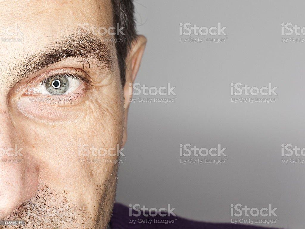 Eyesight stock photo