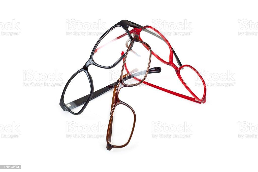 Eyewear Optical Series royalty-free stock photo
