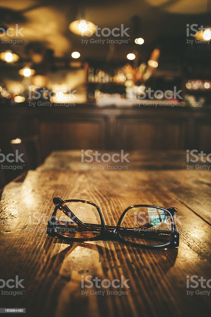 Eyewear royalty-free stock photo