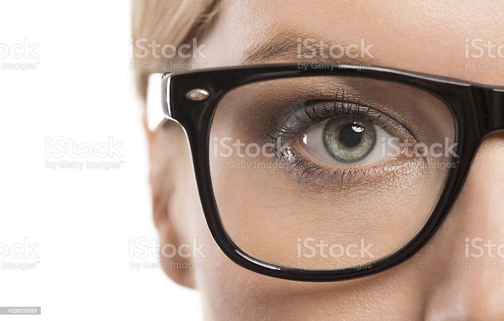 Eyewear royalty-free stock photo