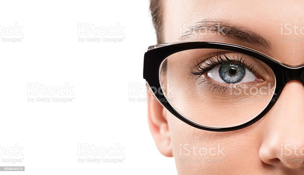 Eyewear stock photo