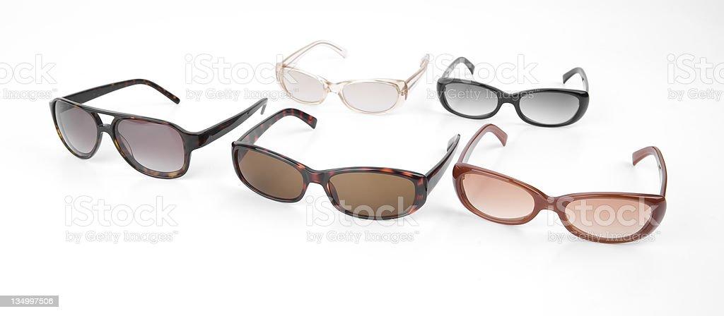 Eyewears Series stock photo