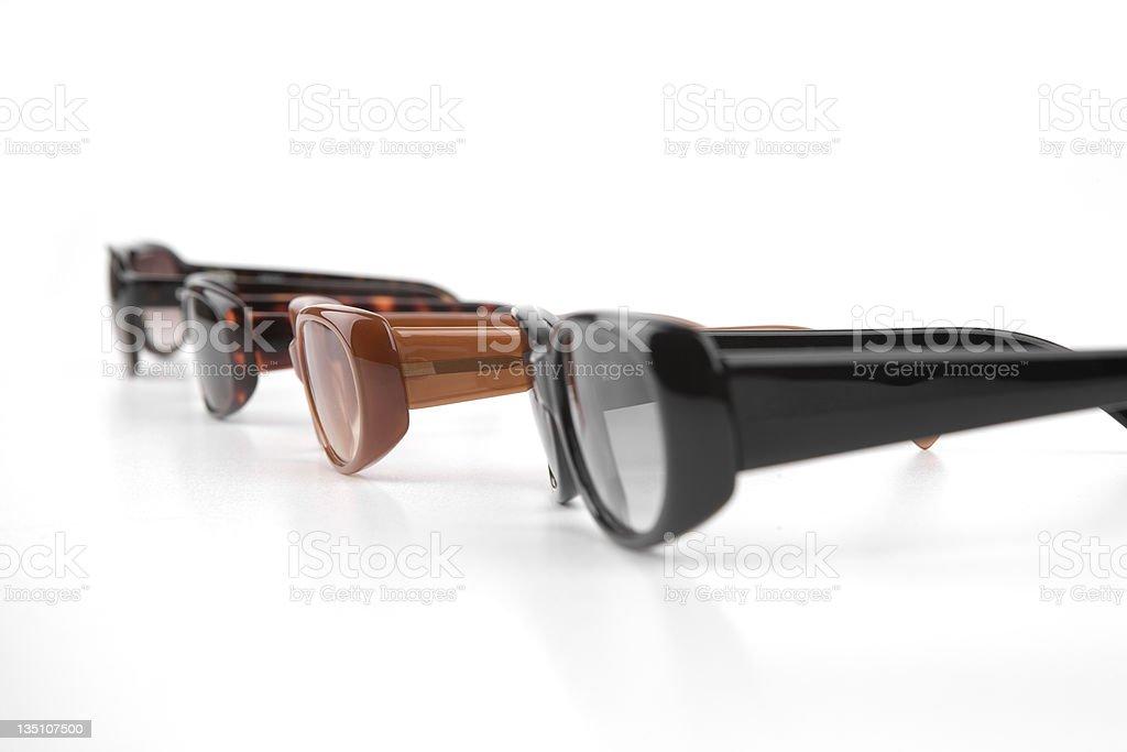 Eyewears Series royalty-free stock photo
