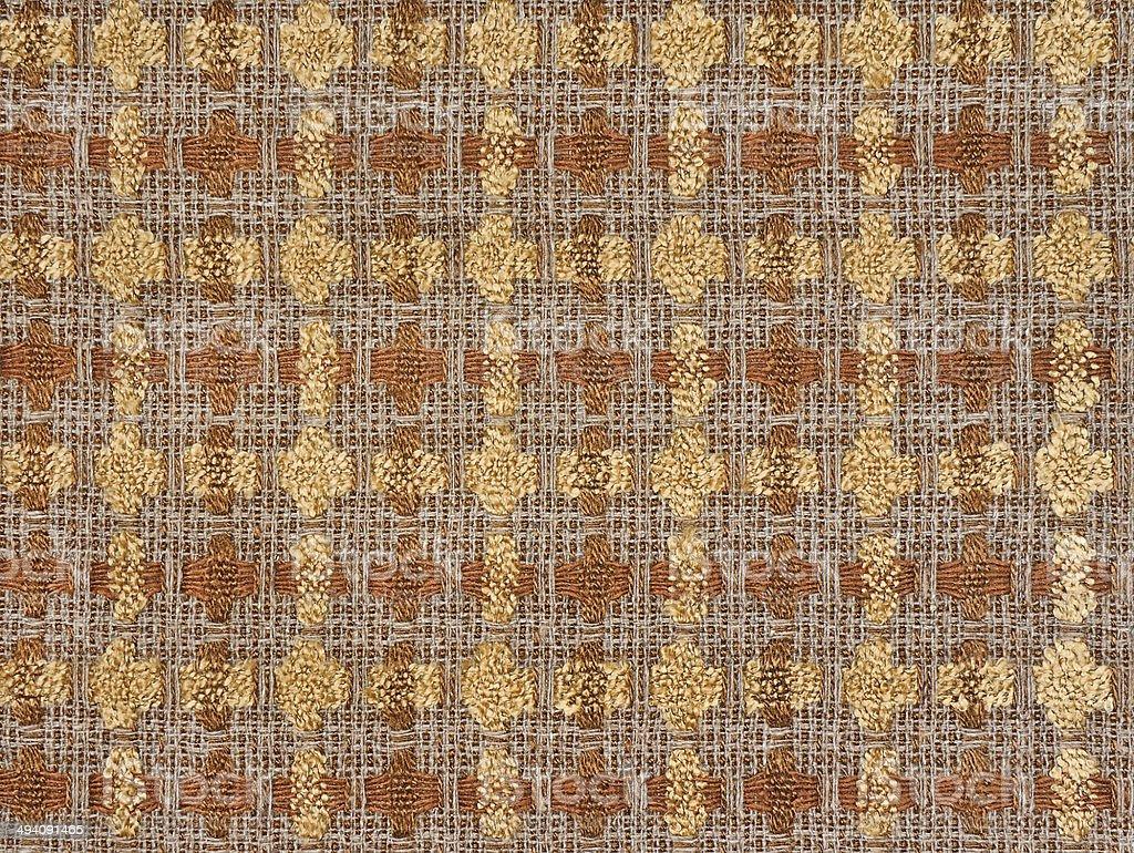 Fabric boucle-Seamless texture stock photo