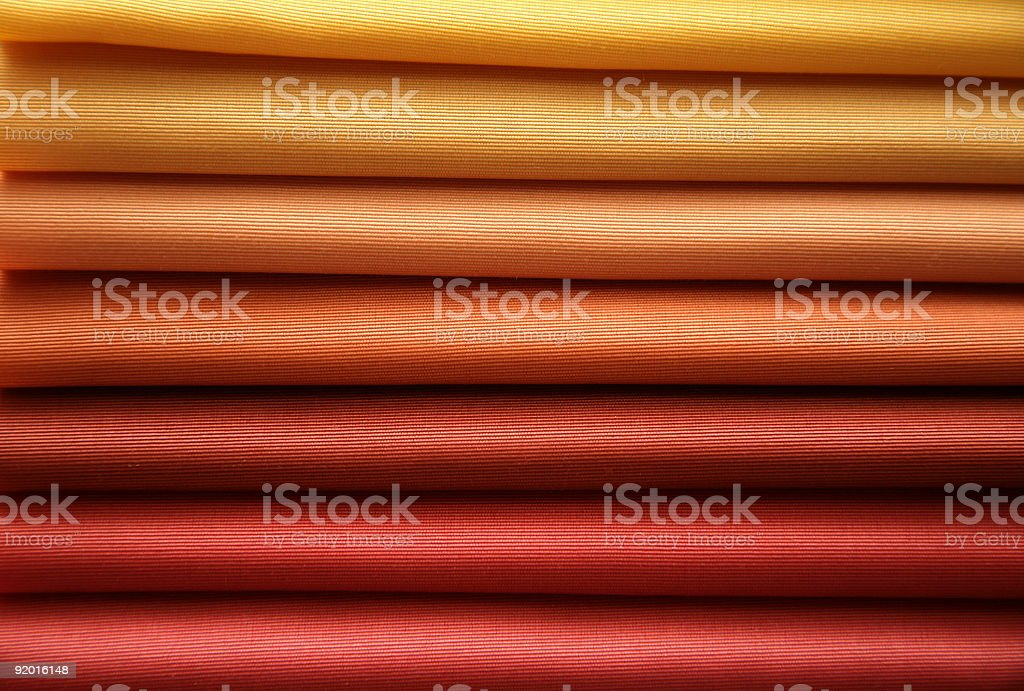 Fabric, Color samples royalty-free stock photo