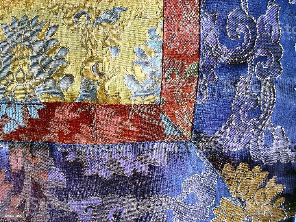 fabric fragment royalty-free stock photo