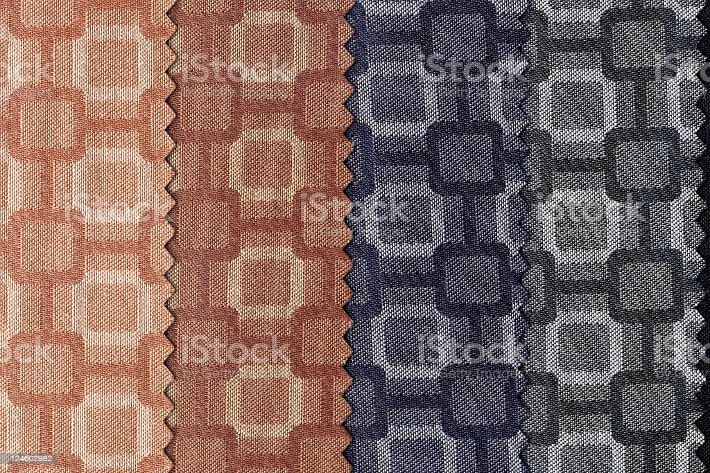 Fabric Sample royalty-free stock photo
