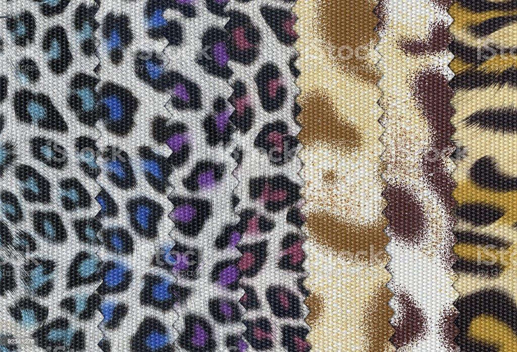 Fabric Sample stock photo