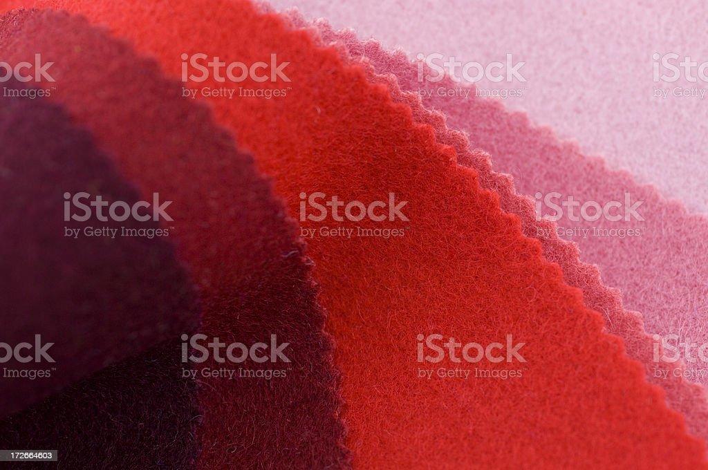 Fabric Samples royalty-free stock photo