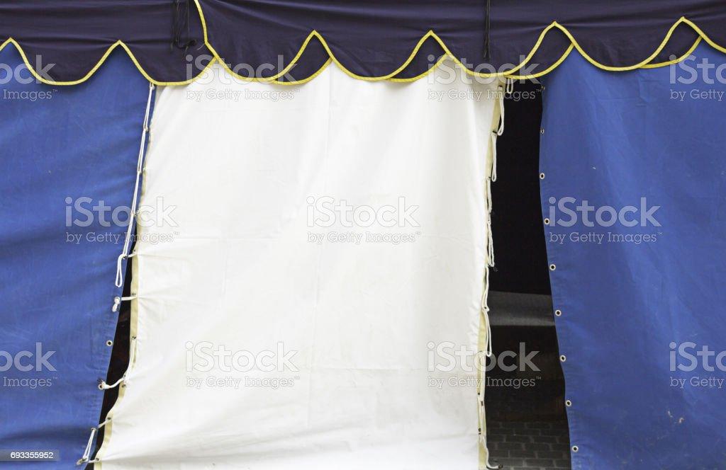 Fabric Store stock photo