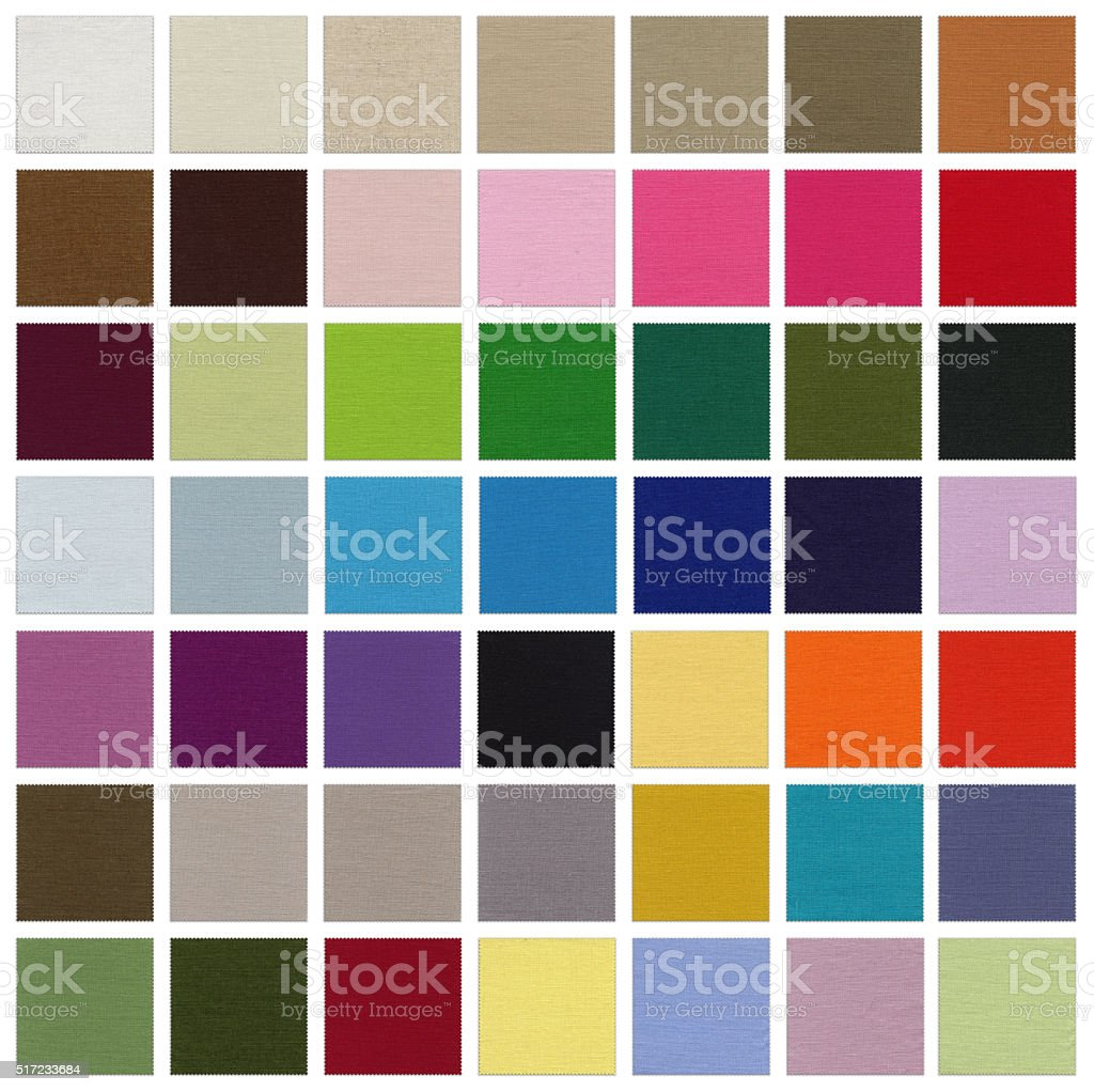 Fabric Swatch - 9999 × 9986 px stock photo