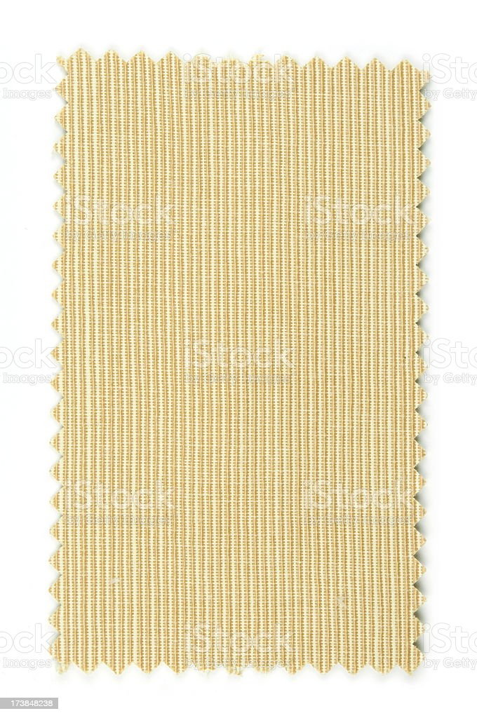 fabric swatch royalty-free stock photo