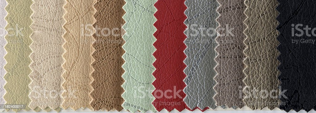 Fabric Swatches royalty-free stock photo