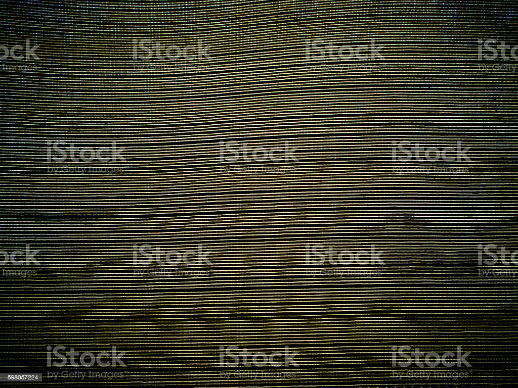 Fabric texture of blinds / be dazzled stock photo