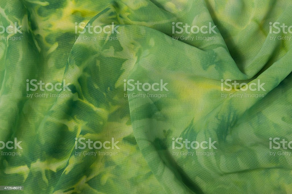 fabric texture with folds stock photo