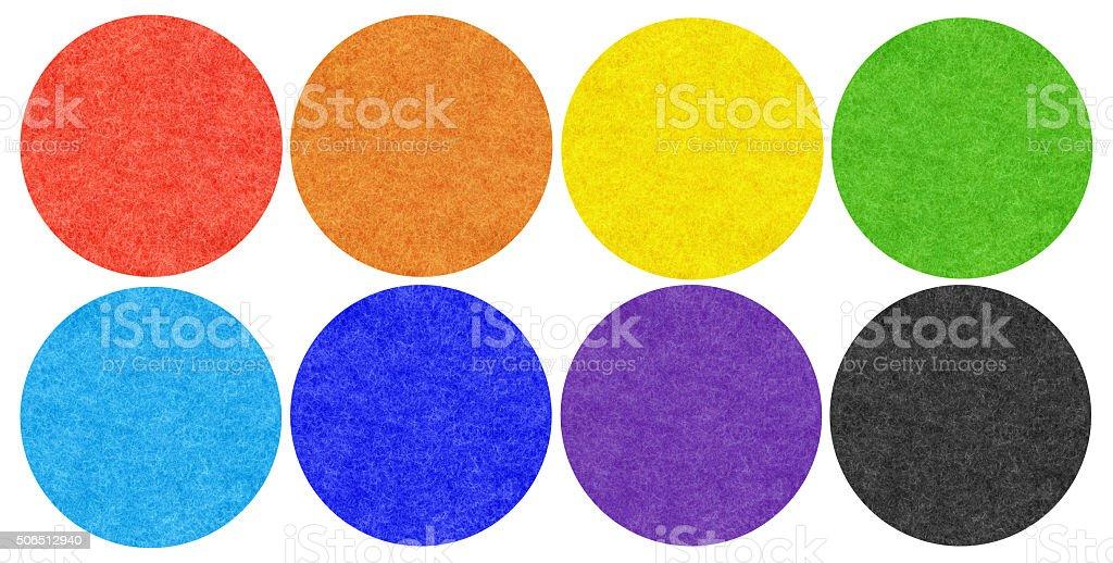Fabric Texture, Woolen Mohair stock photo