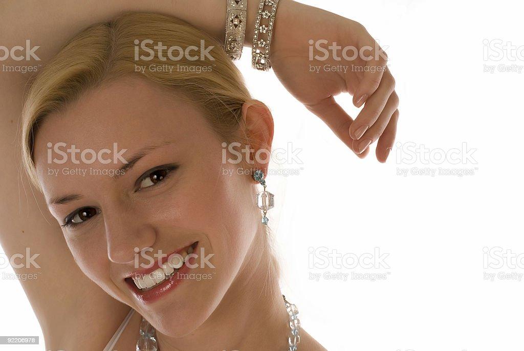 Fabulous Smile! royalty-free stock photo