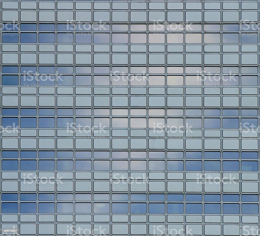 Facade Grid stock photo