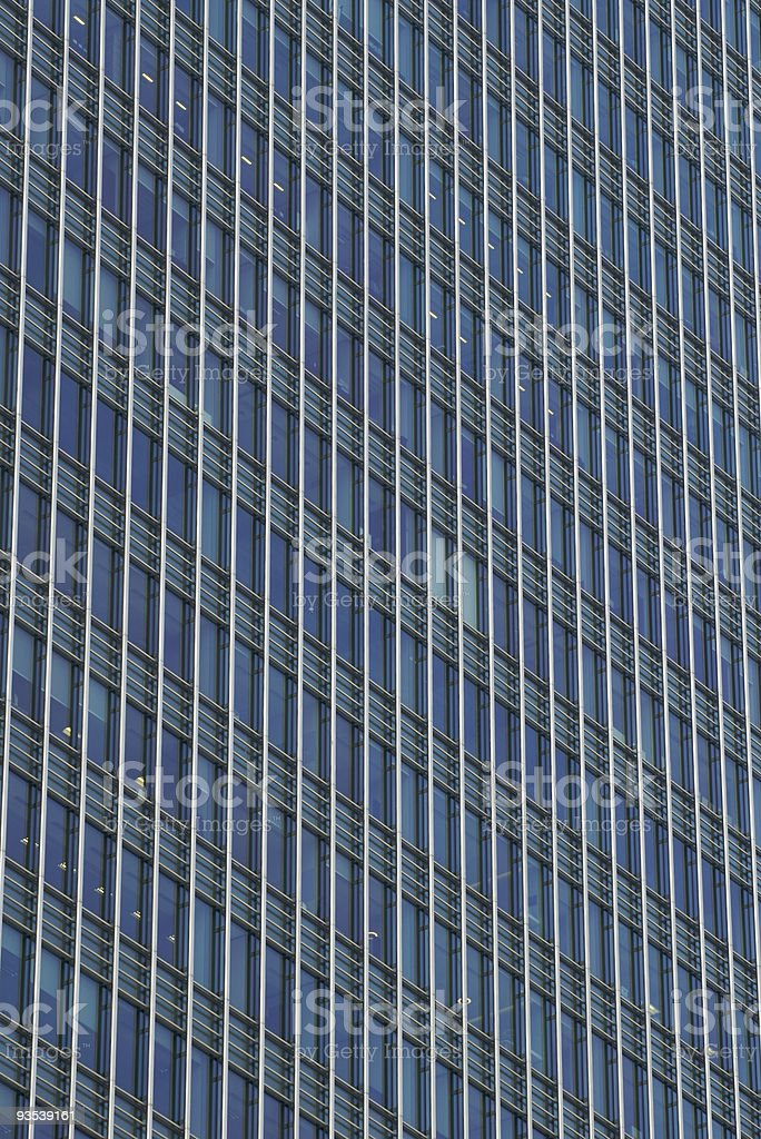 Facade of office building, background pattern stock photo