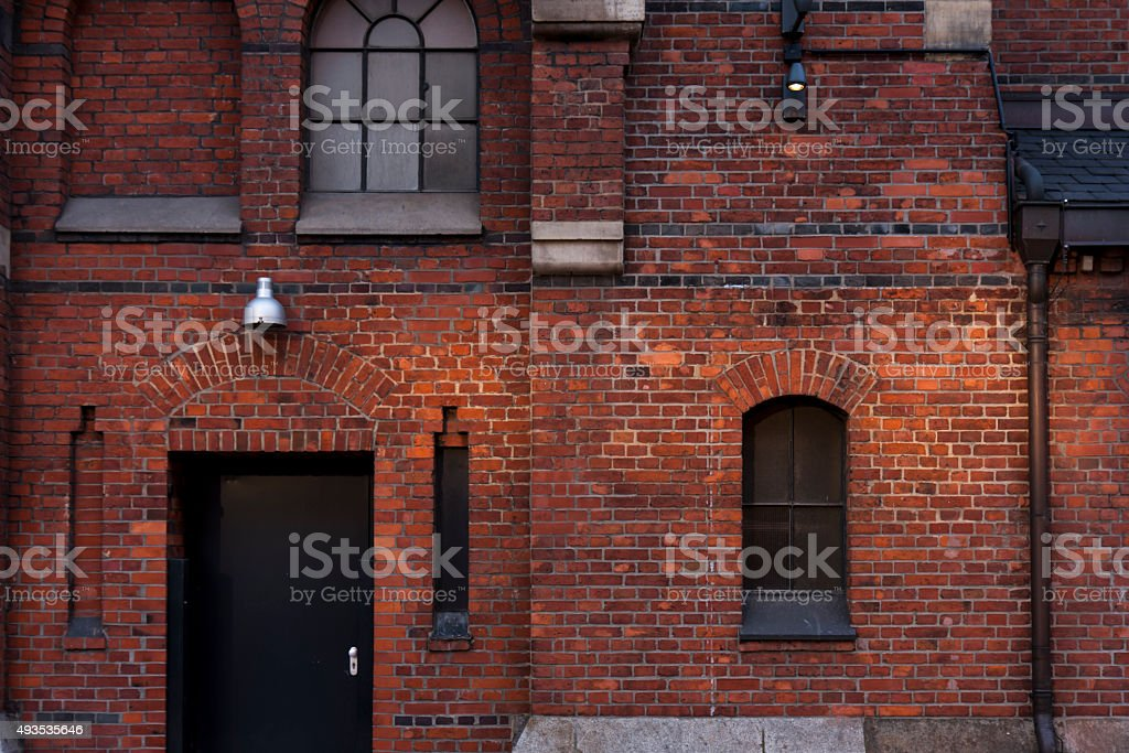 Fassade stock photo