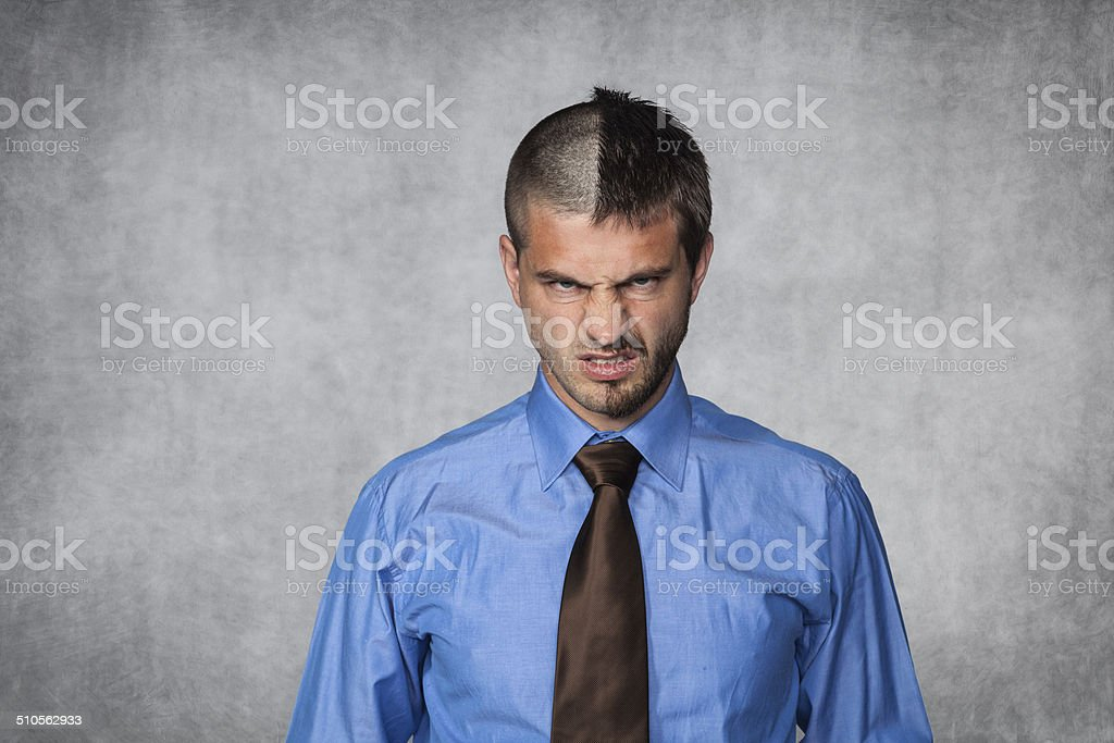 face expression stock photo