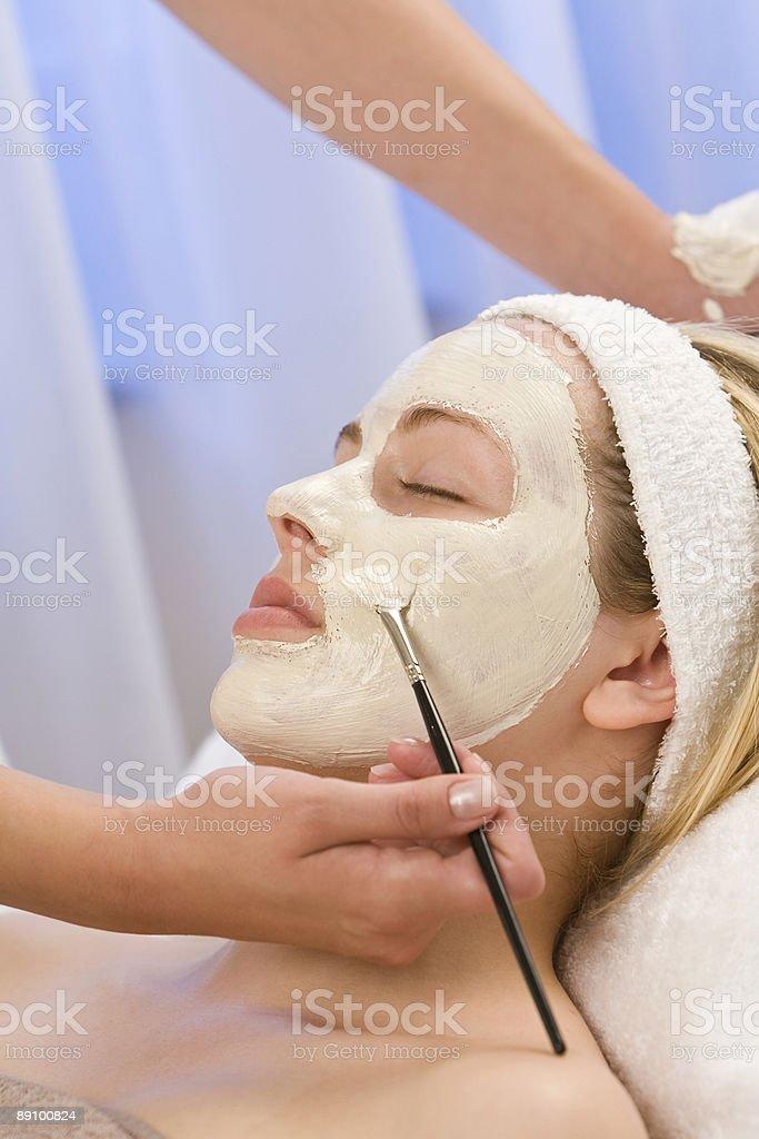 Face Mask royalty-free stock photo